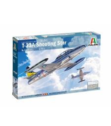 """1:72 Американски тренировъчен самолет Т-33 """"Падаща Звезда"""" (T-33A """"Shooting Star"""")"""