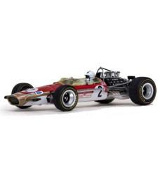 Lotus 49B Monaco GP 1969 - R Attwood