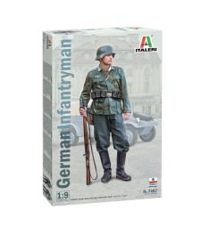 1:9 Германски пехотинец