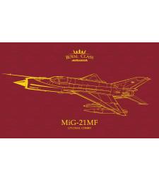 1:72 Съветски изтребител MiG-21MF - Dual Combo - комплект от два модела