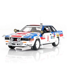 NISSAN 240 RS Rally Safari'84 #9 7th T.Salonen / S.Harjanne