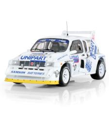 MG METRO 6R4 #20 H.Toivonen-N.Wilson RAC Rally 1986
