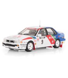 MITSUBISHI GALANT VR-4 EVO #9 Winner 1000 Lakes Rally 1989