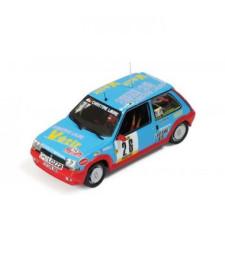 Renault 5 GT Turbo #26 Rally Monte Carlo 1988 Grateloup - Mauffey
