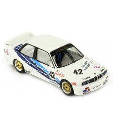 BMW M3 (E30), No.42, CiBiEmme, WTCC, Dijon, J.Cecotto/G.Brancatelli, 1987