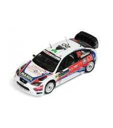 Ford Focus WRC #20 A.Machale-K.Duffy 11th Rally Ireland 2009