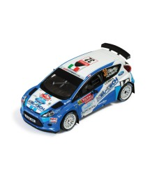 FORD Fiesta S2000 #32  C.Breen-G.Roberts Rally Monte Carlo 2012 (1st SWRC)