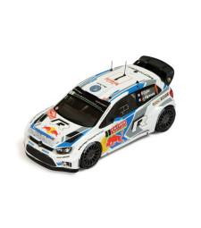 Volkswagen POLO R WRC #1 S. Ogier - J. Ingrassia Winner Monte-Carlo 2014