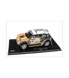 MINI ALL 4 RACING 307, L. Movitskly - K. Zhiltsov, 3rd Dakar 2013
