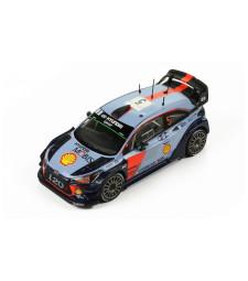 Hyundai i20 WRC 5 Rallye Monte Carlo 2017 Neuville/Gilsoul