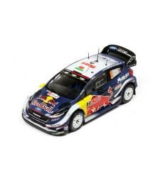 Ford Fiesta WRC, No.2, Red Bull, Rallye WM, Rallye Portugal, E.Evans/D.Barritt, 2018