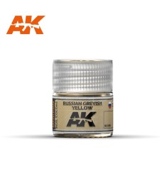 RC099 Russian Greyish Yellow - Real colors (10ml) - Акрила лакова боя