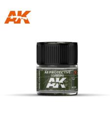 RC309 AII Green  - Real colors (10ml) - Акрилна лакова боя