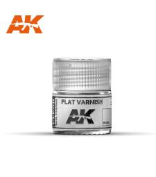RC500 Flat Varnish  - Real colors (10ml) - Акрилна лакова боя