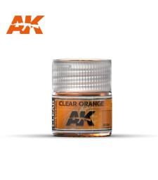RC506 Clear Orange  - Real colors (10ml) - Акрилна лакова боя