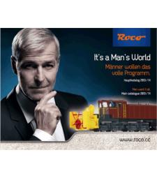 Каталог на Roco за 2013/2014 година