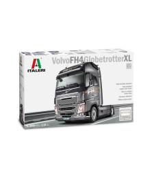 1:24 Камион влекач VOLVO FH16 GLOBETROTTER XL
