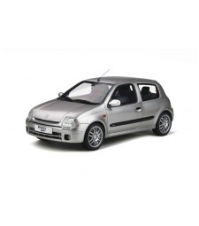 RENAULT CLIO 2 RS PHASE 1  GRIS BOREAL 1999