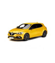 Renault Megane RS 2017 Jaune Sirius