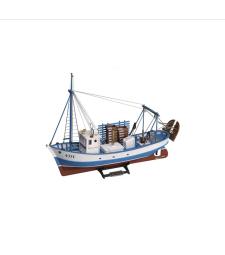 1:35 Маре Нострум (2016) (Mare Nostrum) - Модел на кораб от дърво
