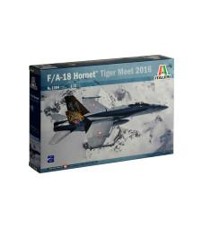 """1:72 Американски изтребител Ф/А-18 (F/A-18 HORNET """"Tiger Meet 2016"""")"""