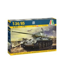 1:35 Съветски среден танк T34/85