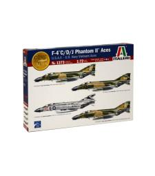 1:72 Американски двуместен реактивен изтребител Ф-4 Фантом (F-4 PHANTOM