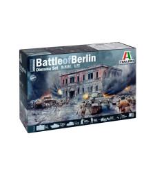 1:72 Диорама Втора световна война: 1945 Битката за Берлин