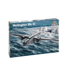 1:72 Британски бомбардировач Уелингтън Мк. ИС (WELLINGTON Mk.IC)