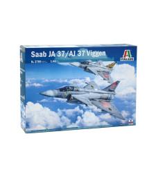 1:48 Шведски изтребител-бомбардировач SAAB JA 37 JAKTVIGGEN