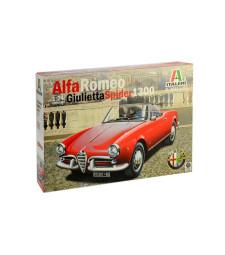1:24 Автомобил ALFA ROMEO GIULIETTA SPIDER 1300