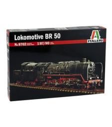 1:87 Парен локомотив серия 50, III епоха, BR50