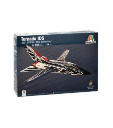 1:48 Италиански двуместен реактивен многоцелеви боен самолет Панавиа Торнадо ИДС 60 (TORNADO IDS 60 ANNIV. 311 GV RSV Sp)