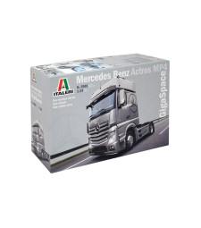 1:24 Камион влекач Мерцедес-Бенц Актрос Гигаспейс (MERCEDES-BENZ ACTROS GIGASPACE)