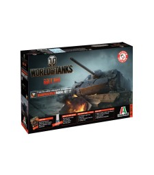 1:35 Германски танк JAGDPANZER IV - World of Tanks
