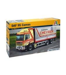 1:24 Камион DAF 95 CANVAS TRUCK