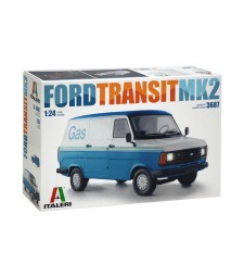 1:24 Товарен автомобил Форд Транзит Мк. 2 (FORD TRANSIT Mk2)