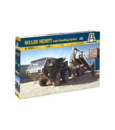 1:35 Американски военен контейнеровоз М1120 ХЕМТТ (M1120 HEMTT Load Handling System)
