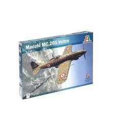 """1:48 Италиански изтребител МЦ.205 Велтро (MACCHI MC.205 """"VELTRO"""" A.M.)"""