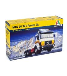 1:24 Камион влекач МАН 26.321 (MAN 26.321)