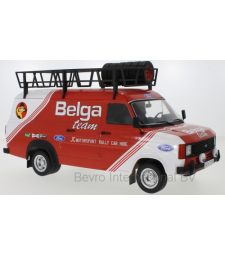 Ford Transit MK II, Belga with Roof accessories