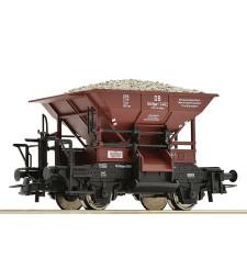 Товарен вагон Талбот, DB, епоха III
