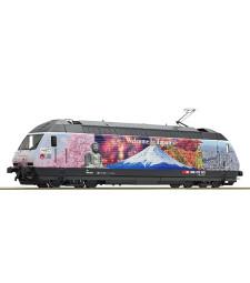 Електричерски локомотив 460 036, SBB, епоха VI