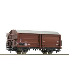 Товарен вагон с плъзгаща се врата, DSB, епоха IV