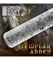 Templar ABBEY rolling pin