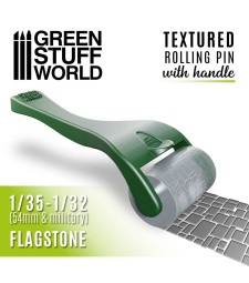 Rollin pin with Handle - Flagstone