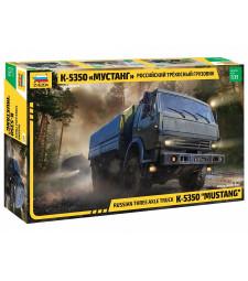 "1:35 Камион 6 x 6 ""Мустанг"" (""MUSTANG"" 6 x 6 TRUCK)"