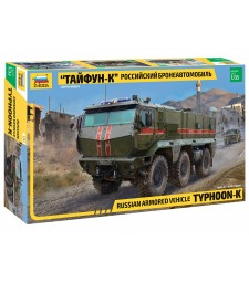 1:35 Бронетранспортьор TYPHOON-K 6X6 ARMORED VEHICLE