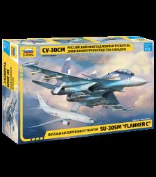 1:72 Руски самолет СУ-30 СМ (SUKHOI SU-30 SM)