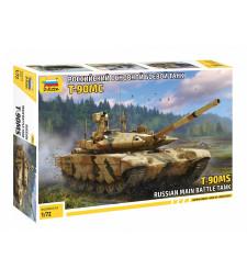 1:72 Руски танк T-90MS